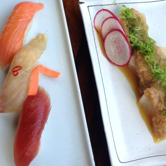 Fukumoto Sushi & Yakitori Izakaya sushi
