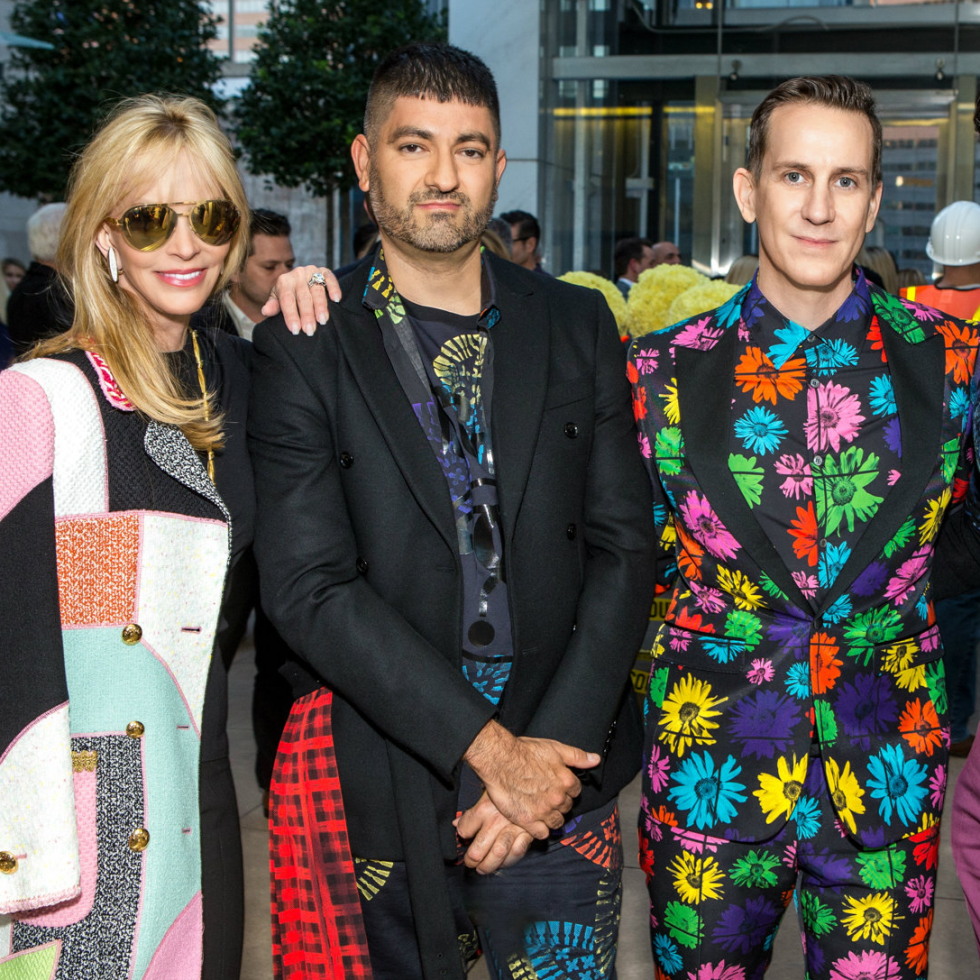 Nancy Rogers, Pablo Olea, Jeremy Scott, Michael Flores