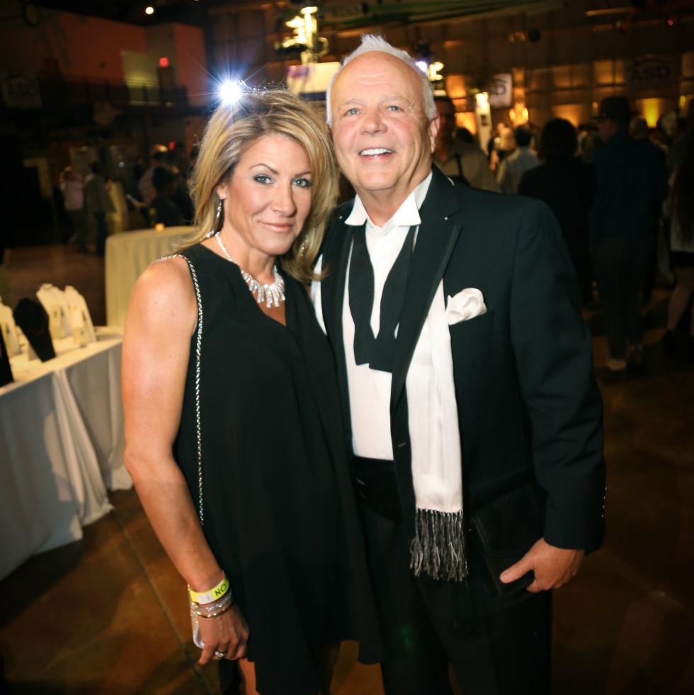 Greg Judah, Michelle Galloway
