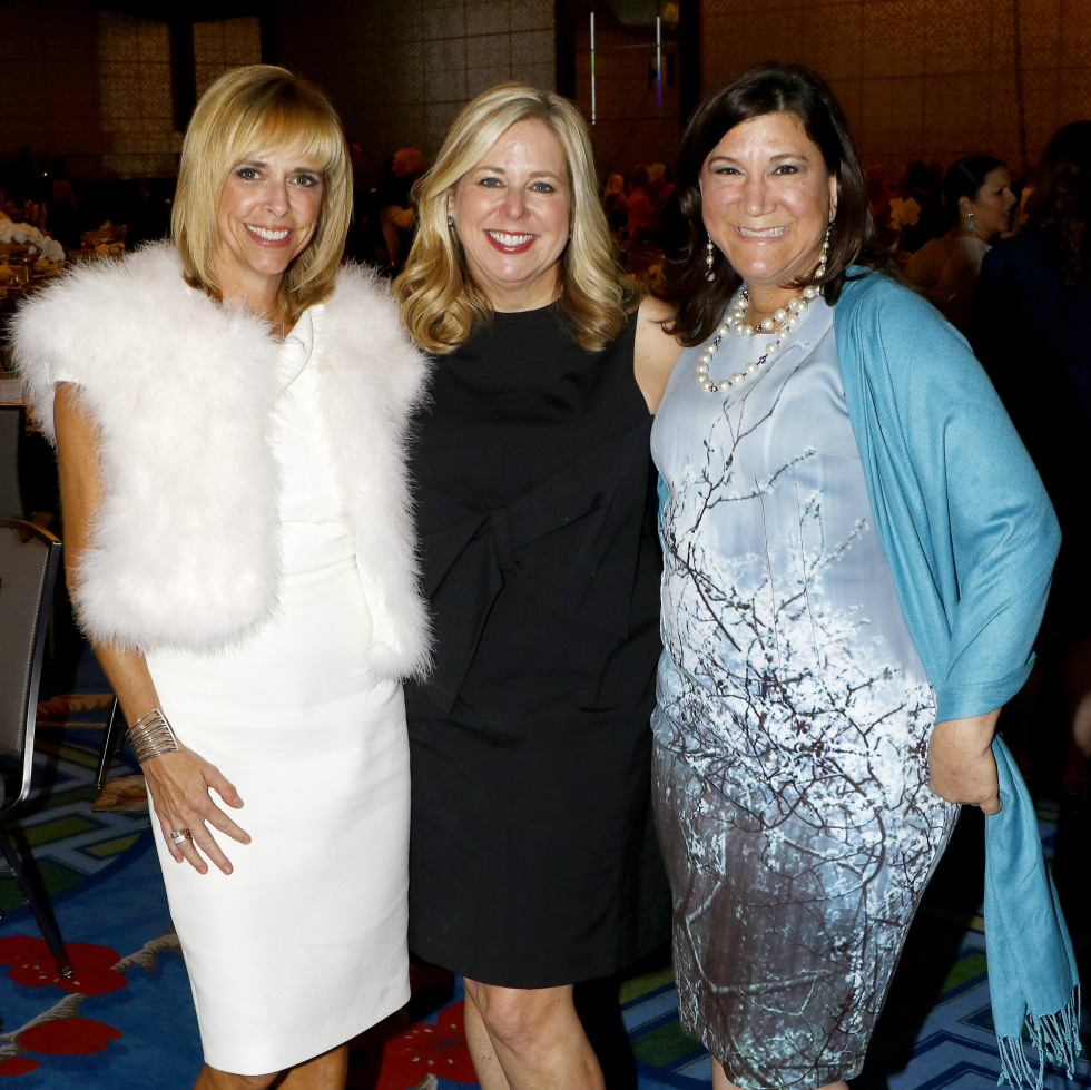 Cindy Stager, Kristi Hoyl, Jill Tananbaum