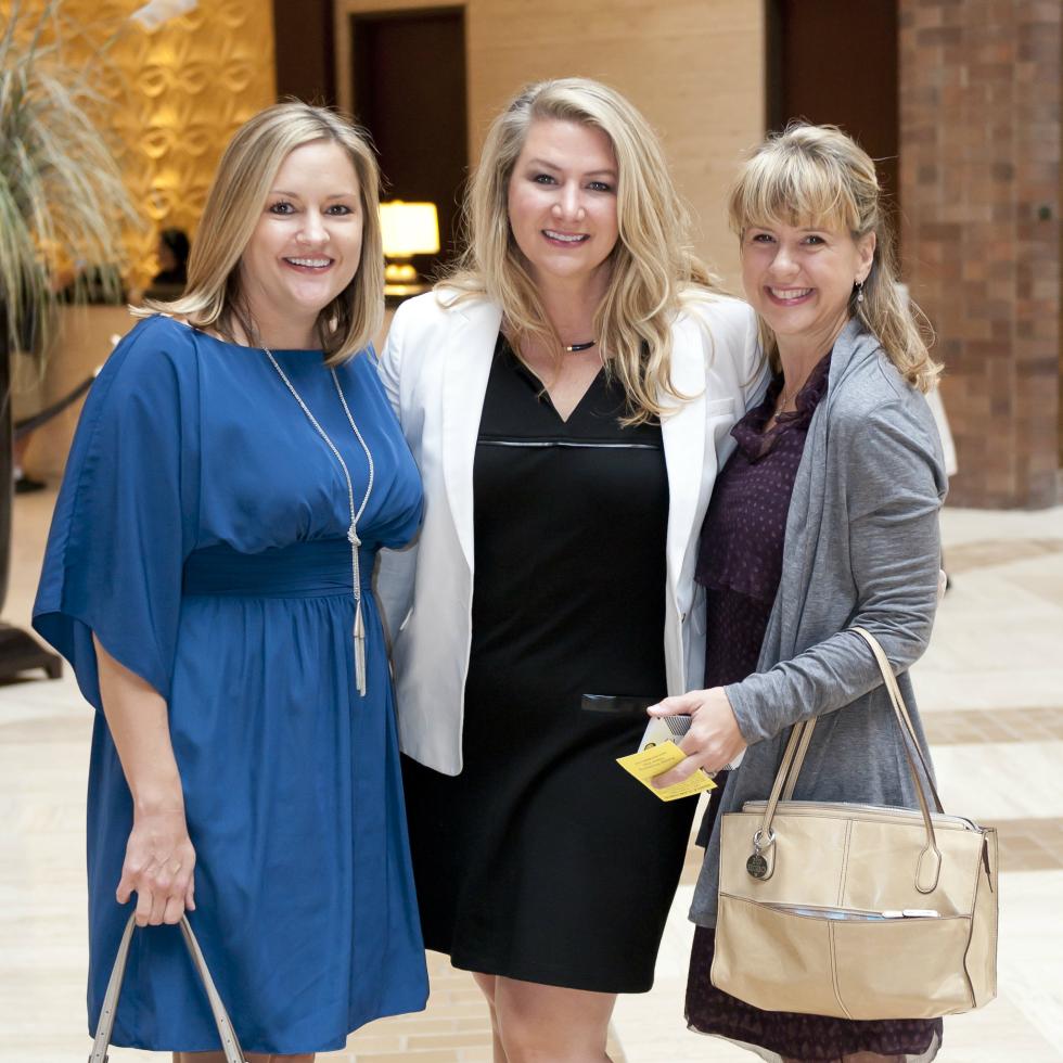 Becky Roesch, Aimee Cook, Linda Westerberg