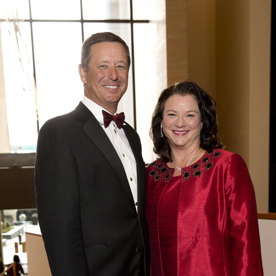 Symphony Wine Dinner, April 2016,  David Wuthrich, Tara Wuthrich