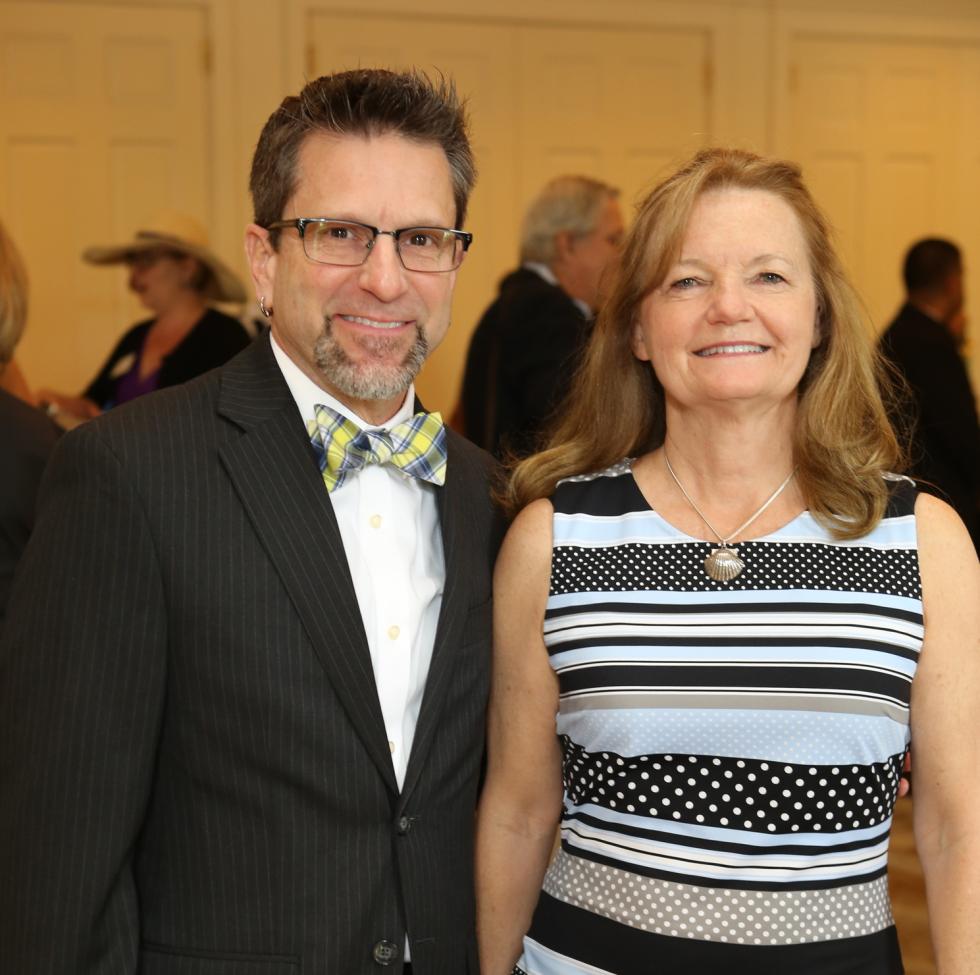 Friends of Nursing, April 2016, Chad Hawkins, Ginya Trier