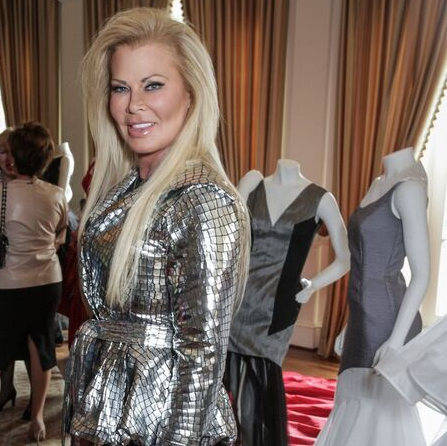 Theresa Roemer at Passion for Fashion luncheon