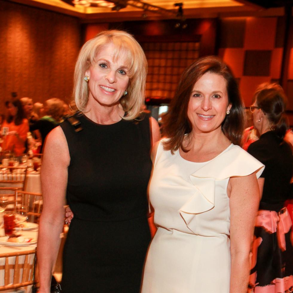Best Dressed Luncheon, March 2016, Bethany McCann, Kim Petersen