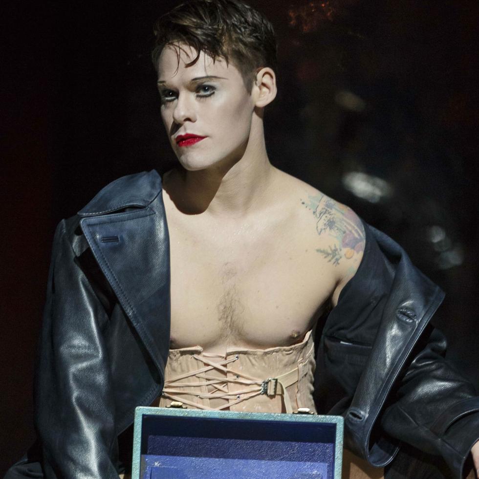 Randy Harrison in Cabaret