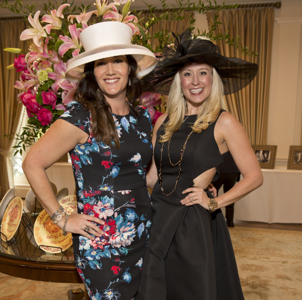 Hats Off to Mothers, March 2016, Jennifer Arriaga, Jennifer Brown