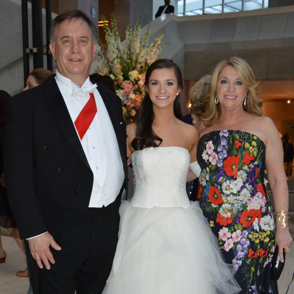 Jay, McKenzie and Baird Hicks