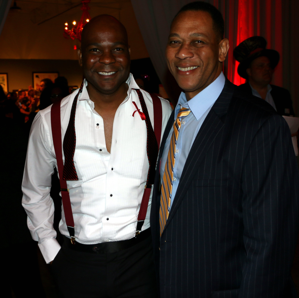Roger Poindexter, Darnell Williams