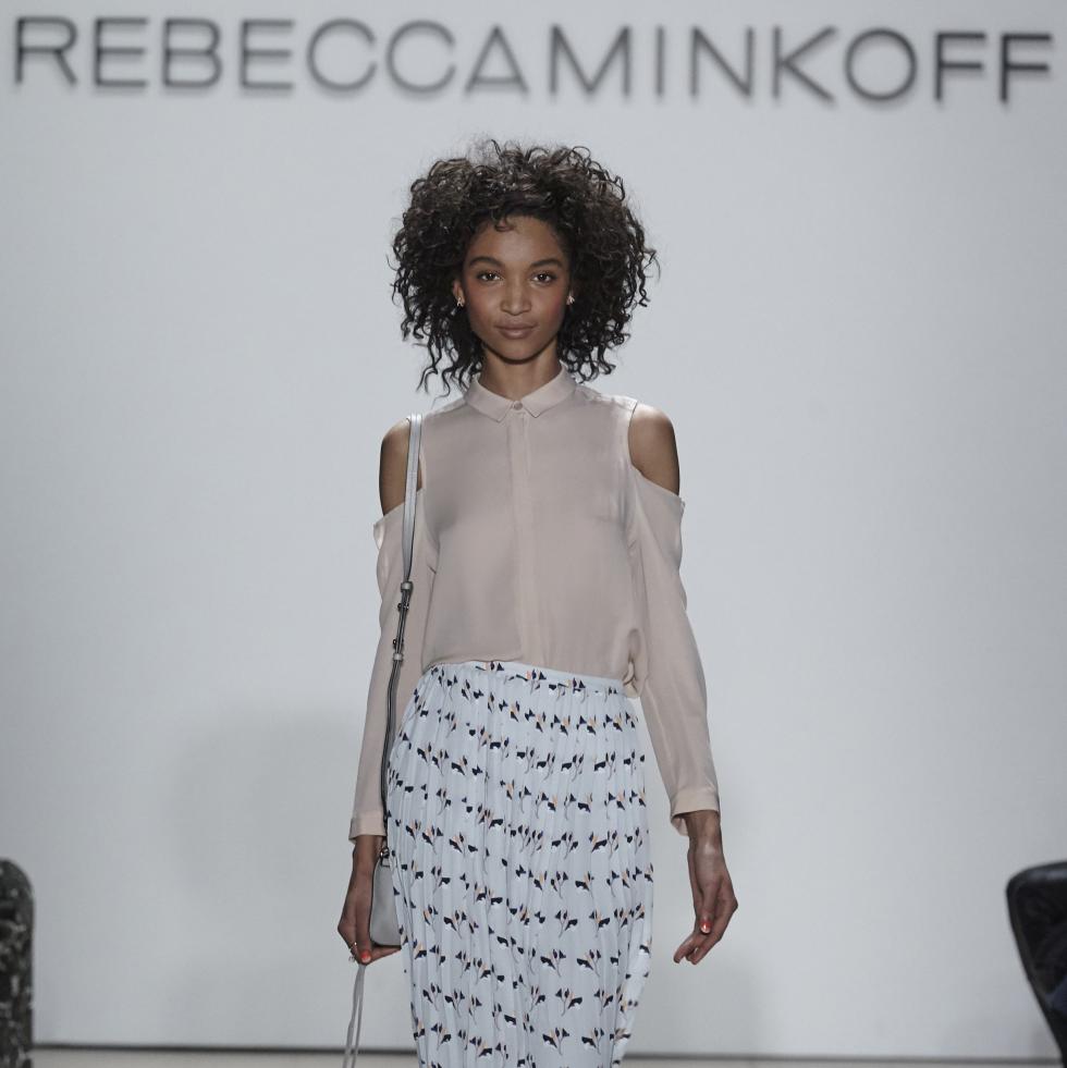Rebecca Minkoff Look 10 shoulders