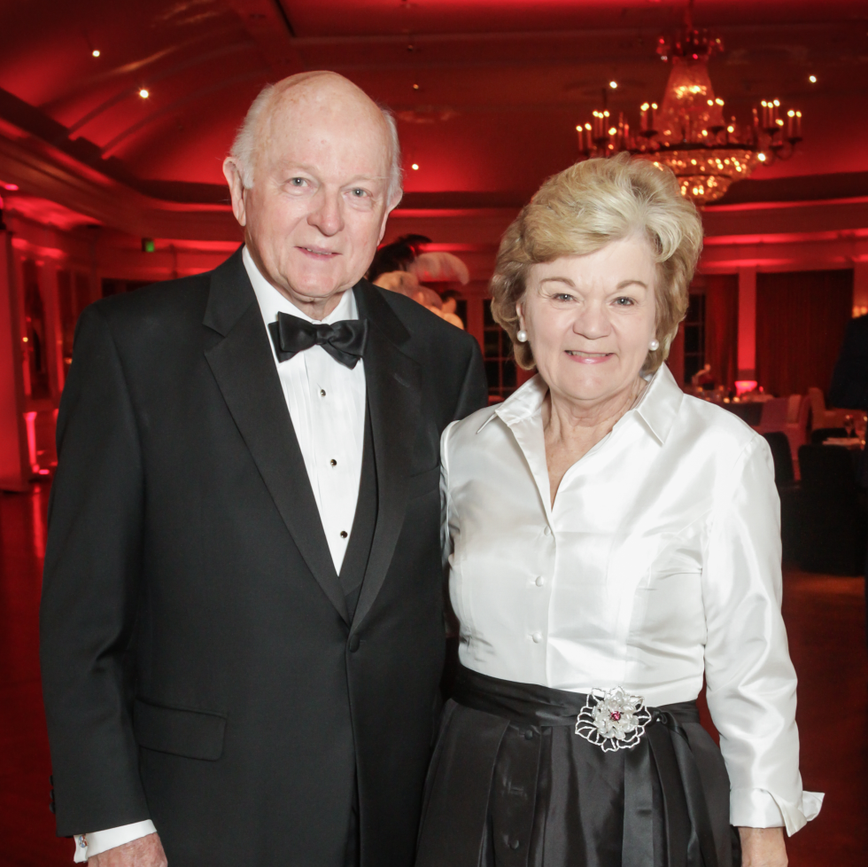 Pearl Ball, Feb. 2016,Mel Glasscock, Susie Glasscock