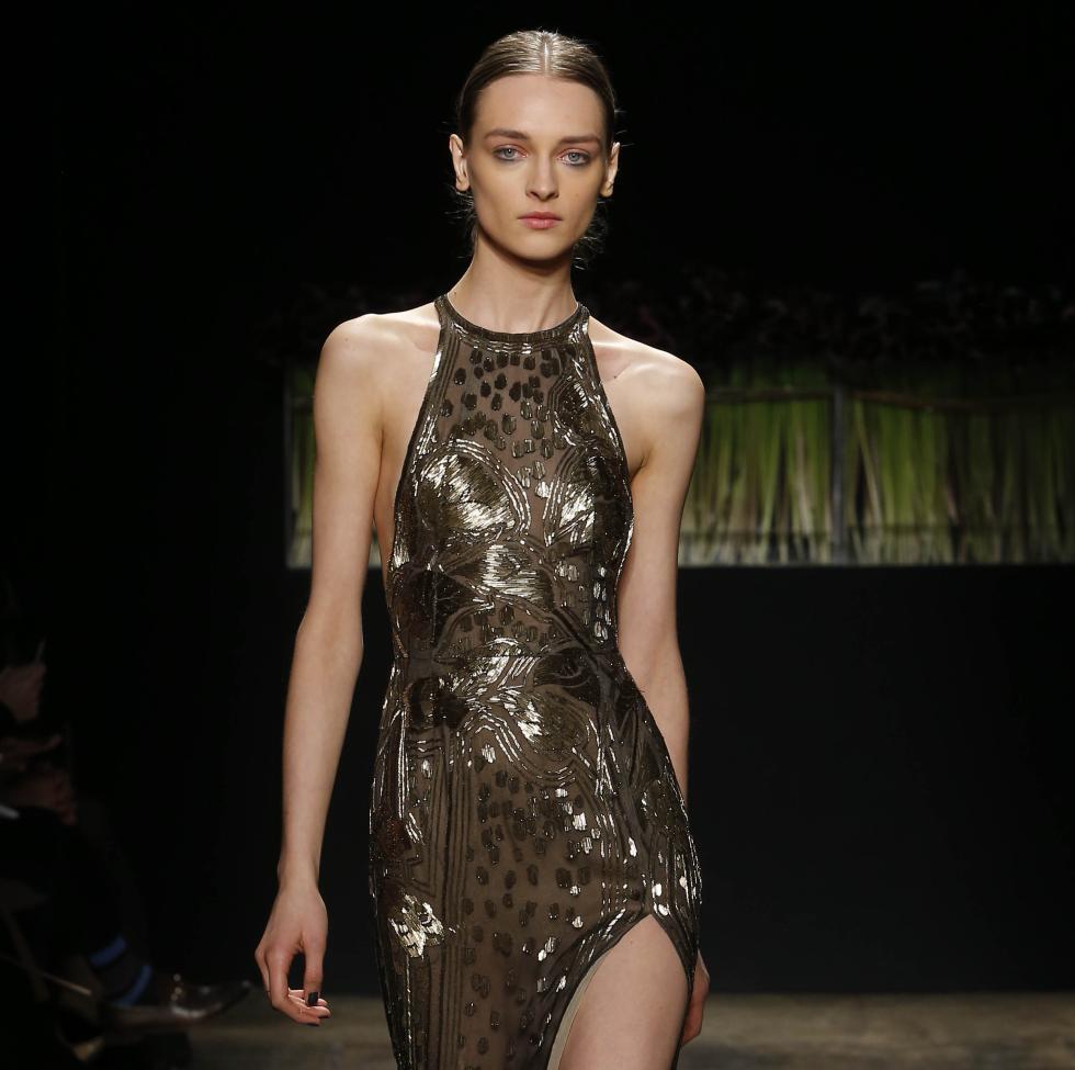 J Mendel fall 2016 gown