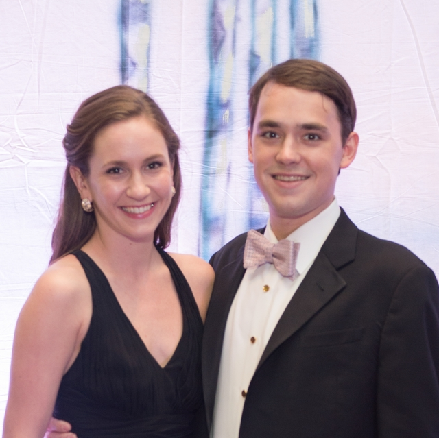 Houston Ballet Ball, Feb. 2016,  Lilly Lewis, Harrison Cullen