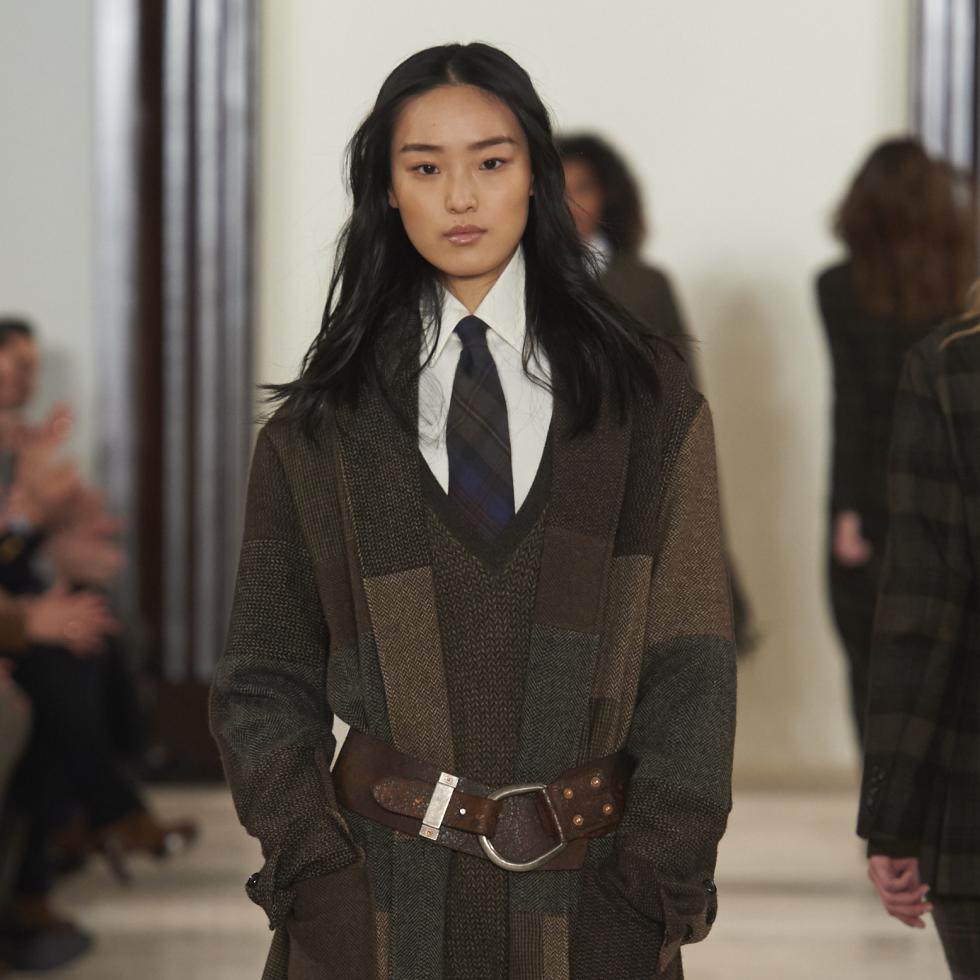 Ralph Lauren fall 2016 collection Look 18