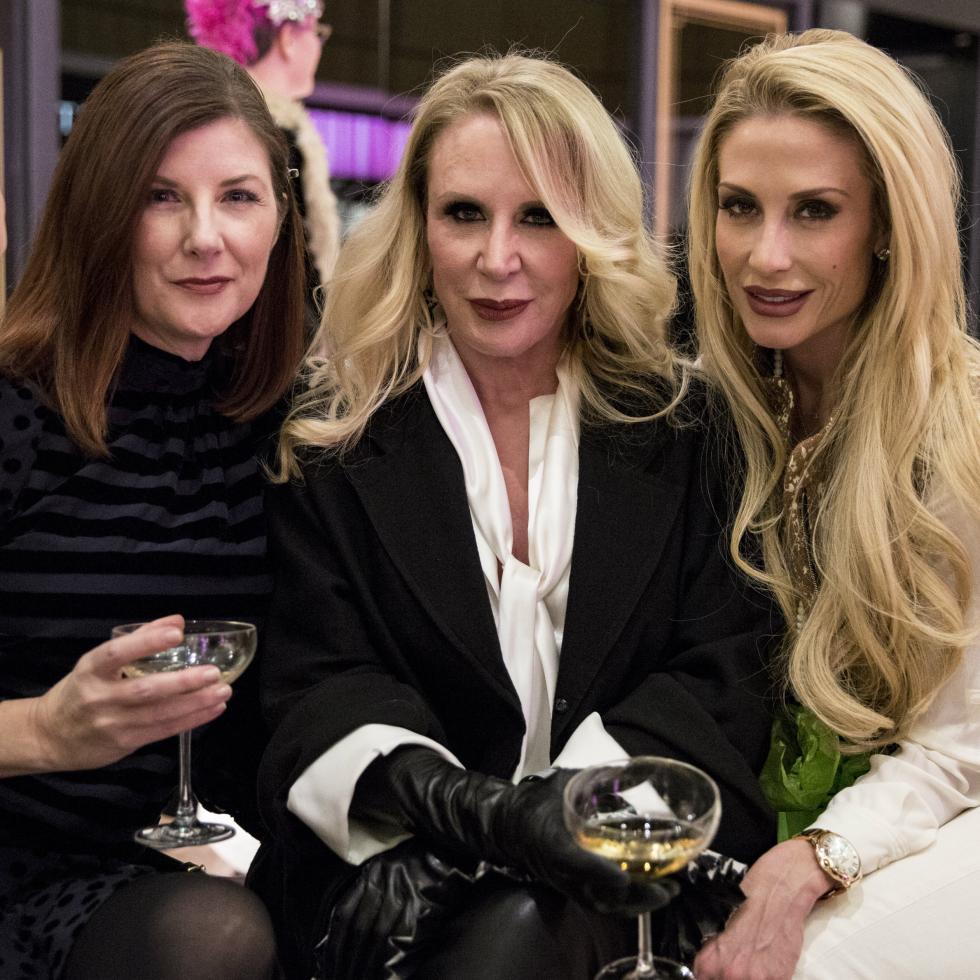 Cynthia Smoot, Heidi Dillon , Gina Ginsburg