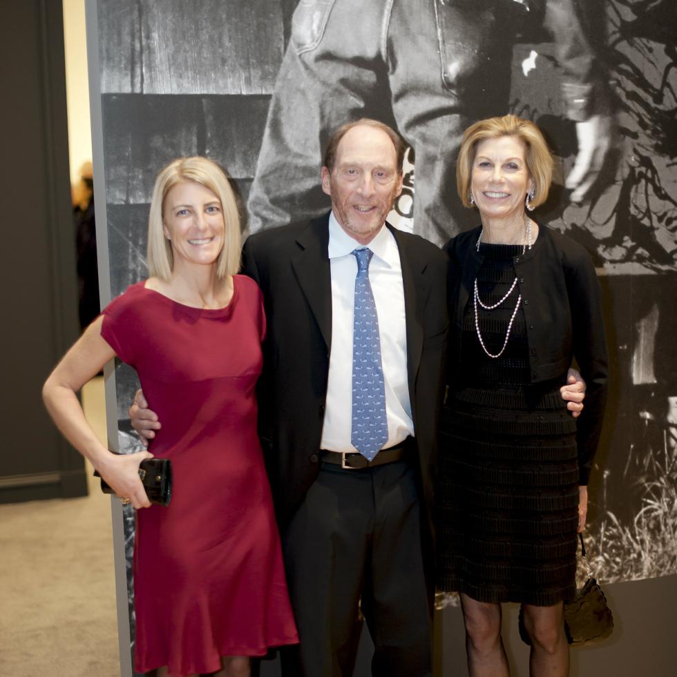 Heidi Zuckerman, Larry Marx, Susan Marx