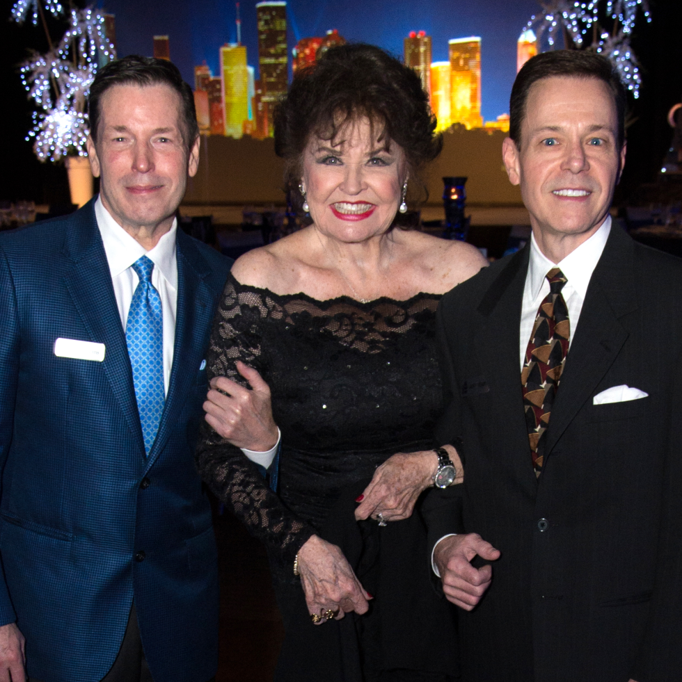 News, Houston Treasures, Dec. 2015, Scott Evans, Warner Roberts, Jeff Henry