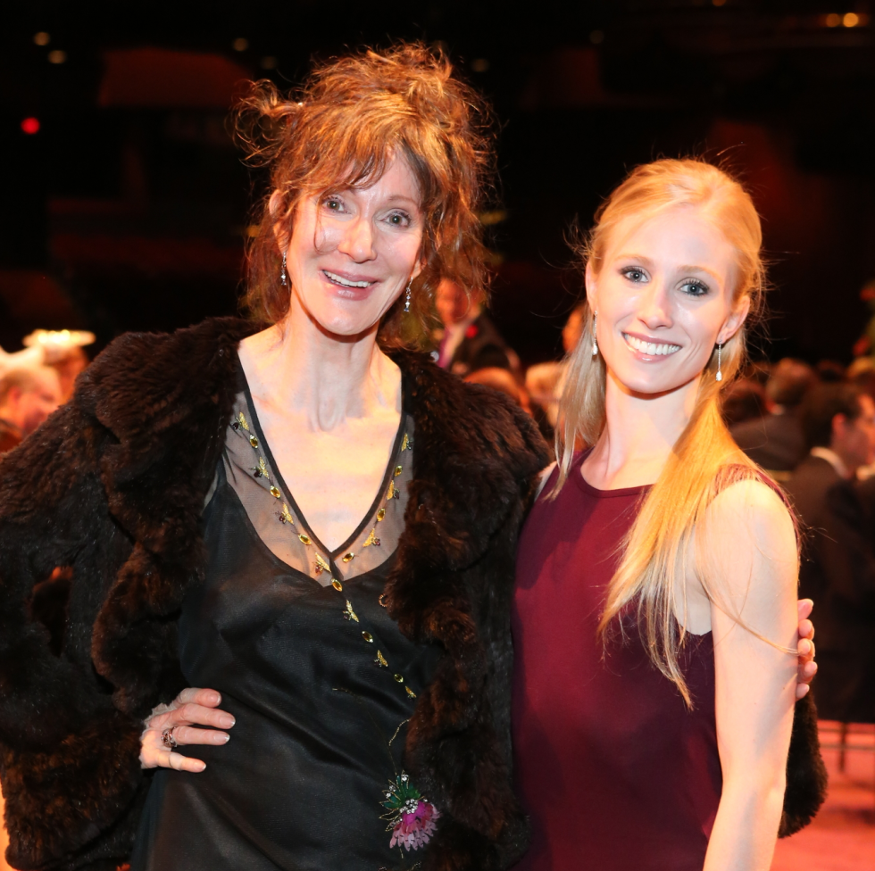 News, Houston Ballet Jubilee of Dance, Dec. 2015, Sasha Davis, Katelyn May.