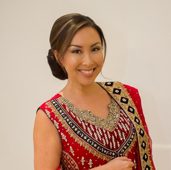 News, Roja Dove event, Dec. 2015, Lily Jang