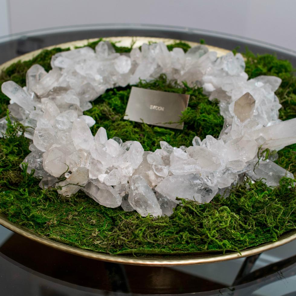 Swoon, the Studio wreath