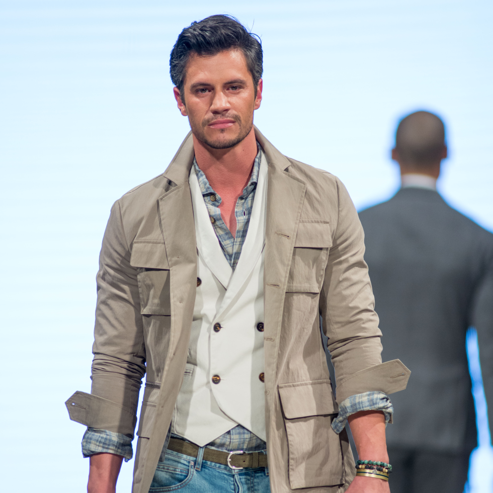 Eleventy menswear from M Penner at Heart of Fashion