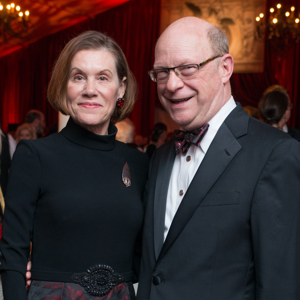 News, Shelby, HGO opening night, Oct. 2015, Susan Pennebaker, Ward Pennebaker