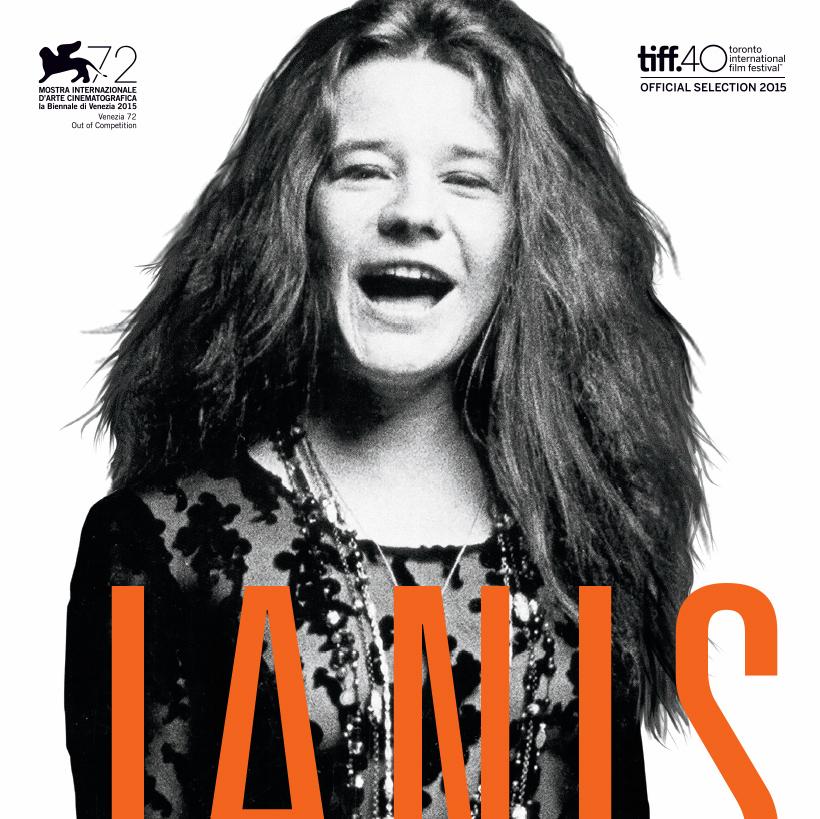 Houston, Houston Cinema Arts Fest 2015, October 2015, Janis movie poster