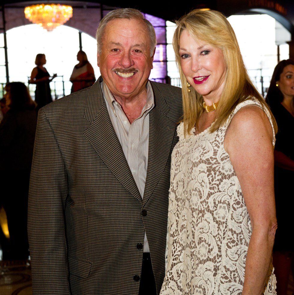 Houston, Friends for Life Among Friends gala, October 2015, Ed McMahon, Hershey Grace