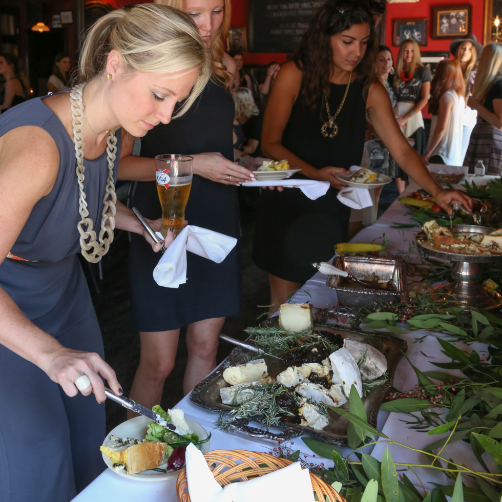 Tribeza Style Brunch 2015 at Justine's Brasserie