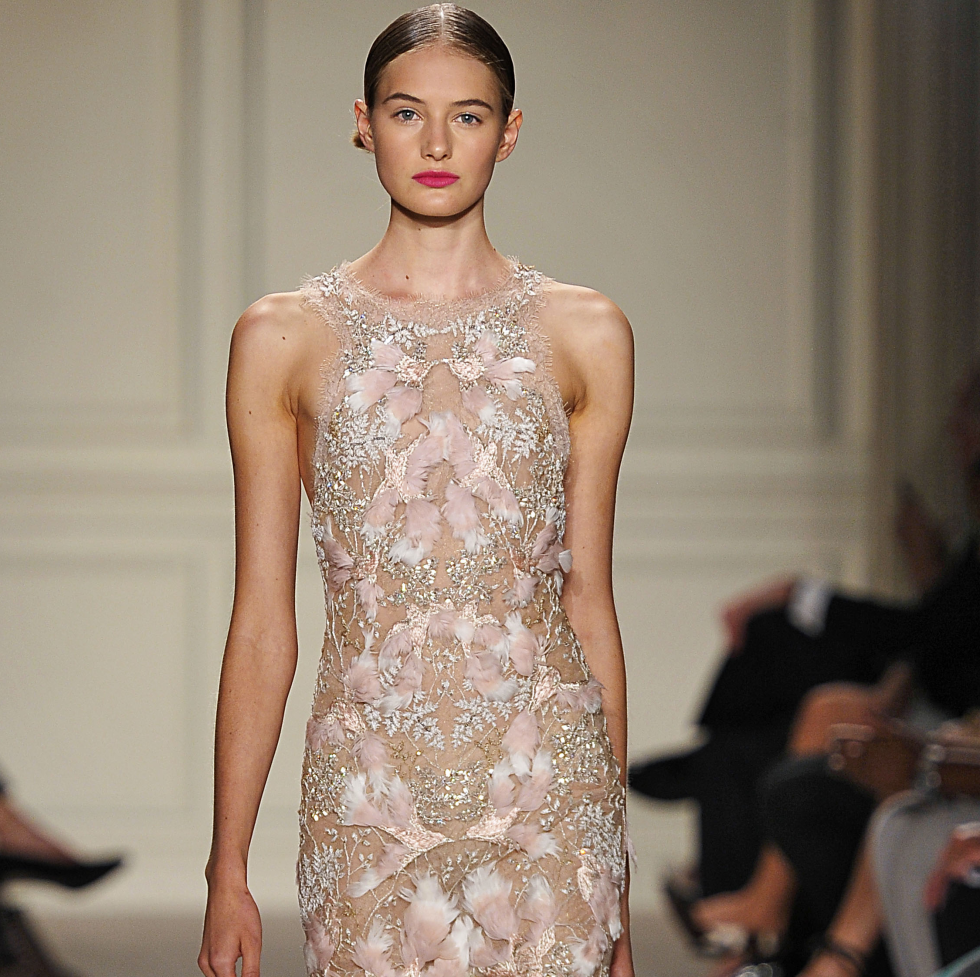 Marchesa spring 2016 collection look 26