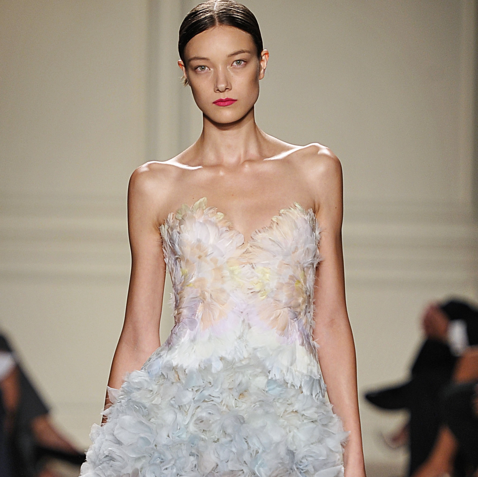 Marchesa spring 2016 collection look 21