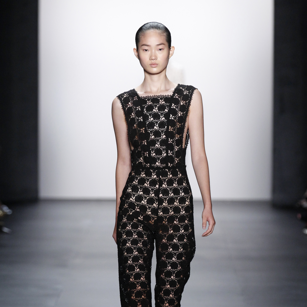 Yigal Azrouel Spring 2016 collection