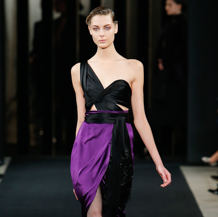 J Mendel fall 2015 collection gown