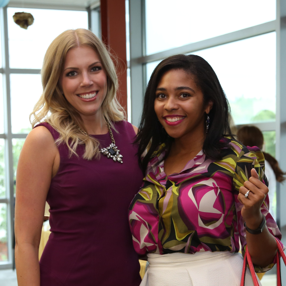 WOW Membership Fiesta 2015 Meagan Thomason, Krystal Finch