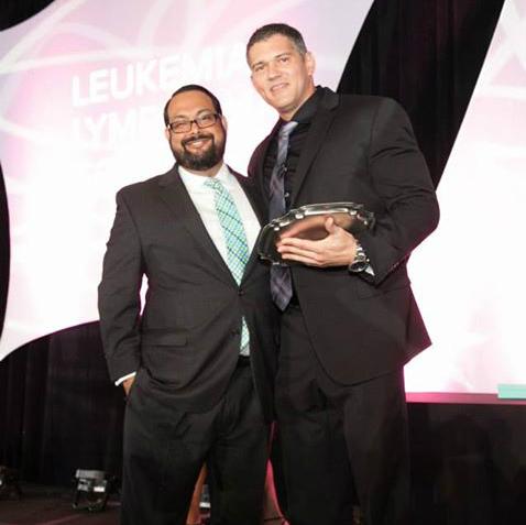 Leukemia & Lymphoma Society's Man & Woman of the Year Gala_Randy Cubriel_Rylan Reed_2015