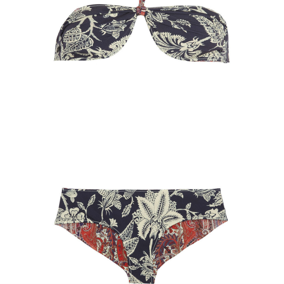 Isabel Marant Waikiki reversible bikini at VOD