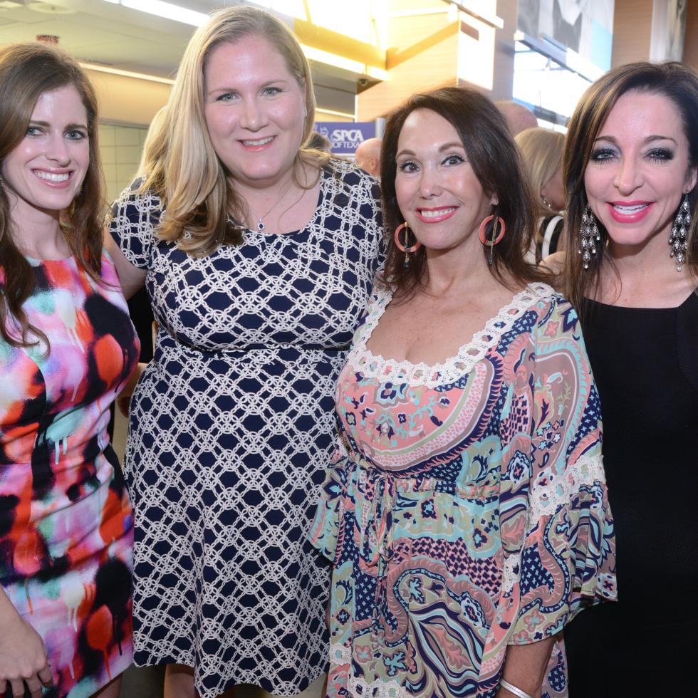 Sarah Griffon, Cassie Evans Decker, Karen Lukin, Donna Yarborough