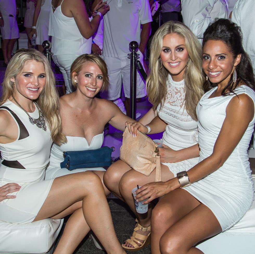 WYF White Party 2015