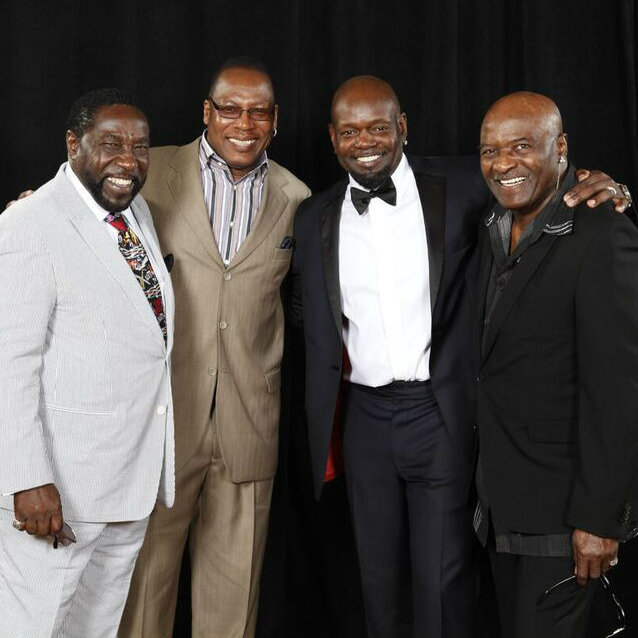 Emmitt Smith and The O'Jays