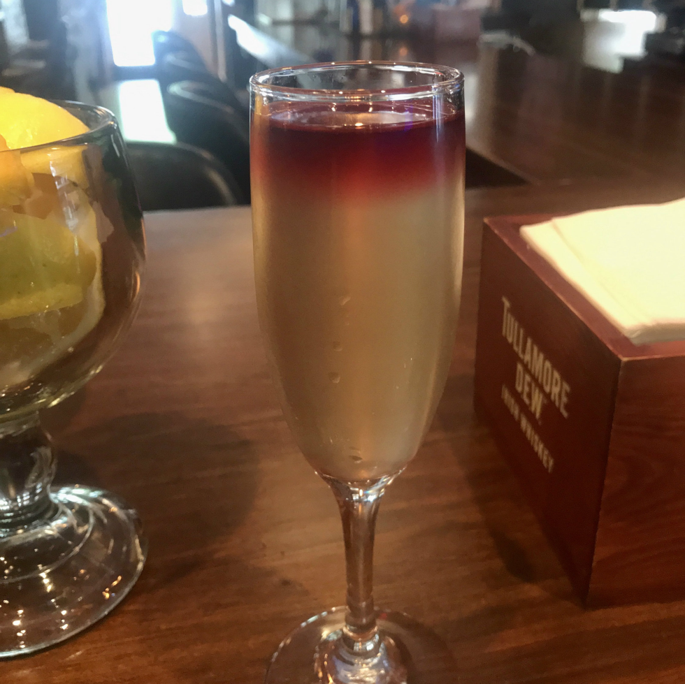 Moment of Zen cocktail
