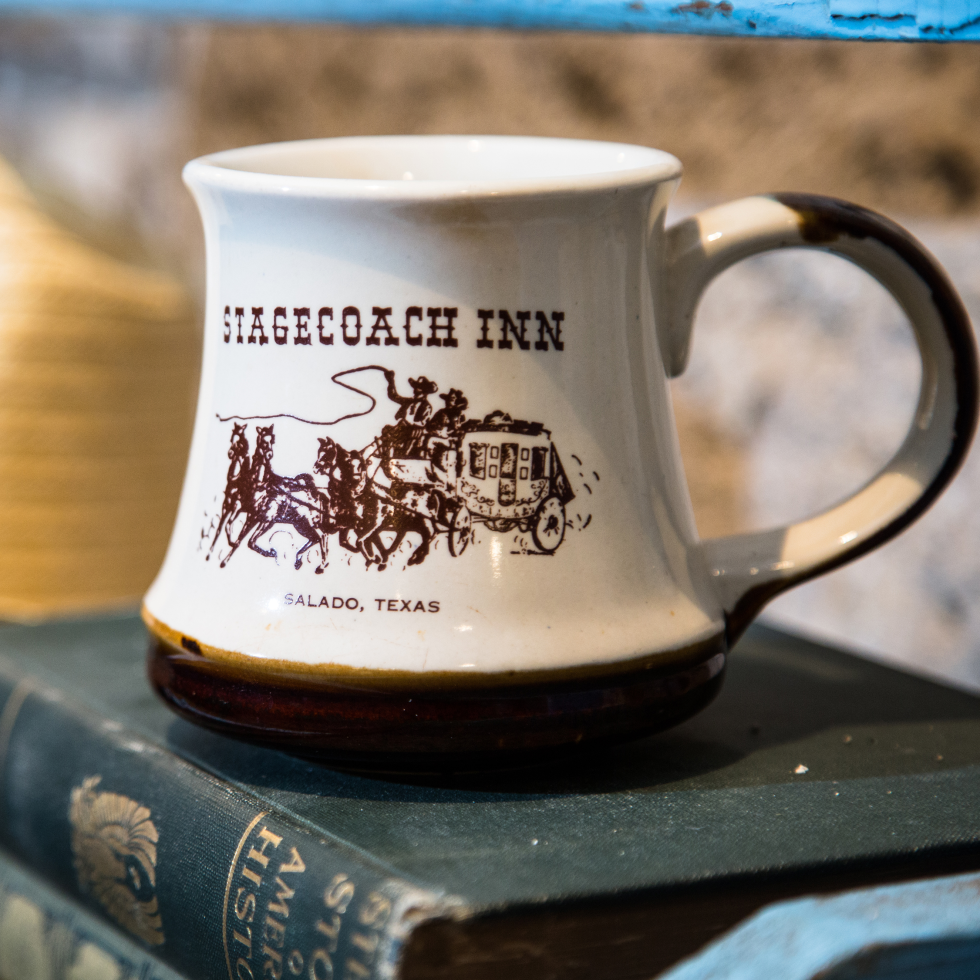 Stagecoach Inn mug