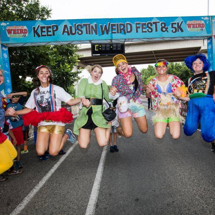 Keep Austin Weird Festival & 5K