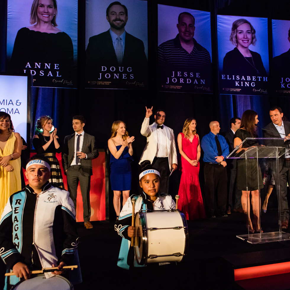 Leukemia & Lymphoma Society's Man and Woman of the Year Grand Finale Gala 2017