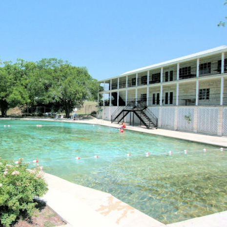 Hancock Springs pool