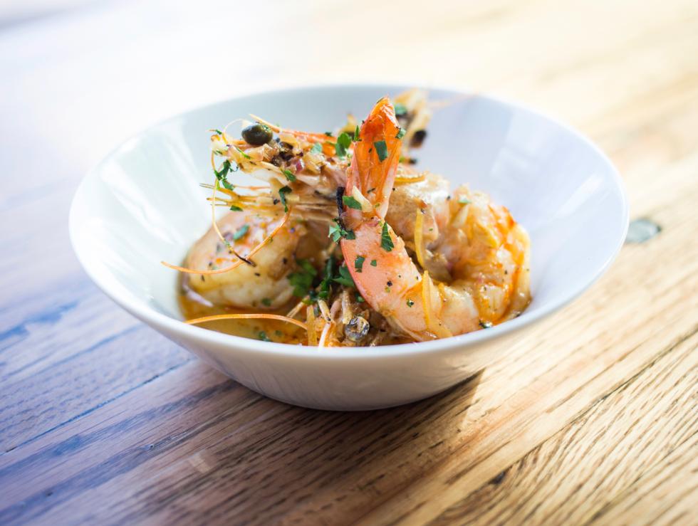A'Bouzy Gulf shrimp