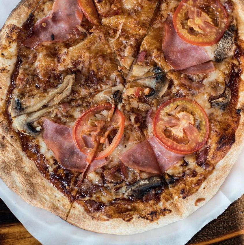 Inferno pizza pie