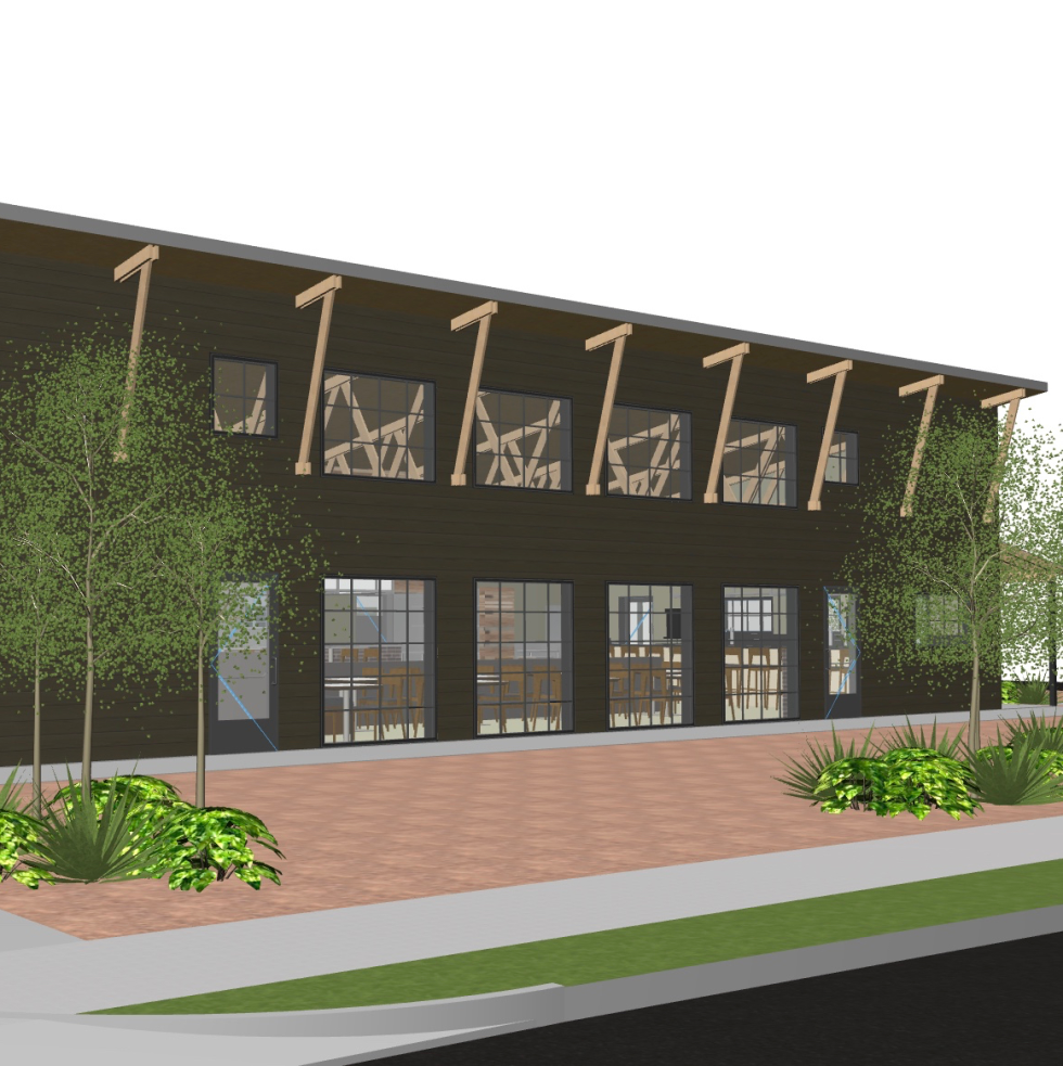 Edison Heights Mexican concept 11th street rendering