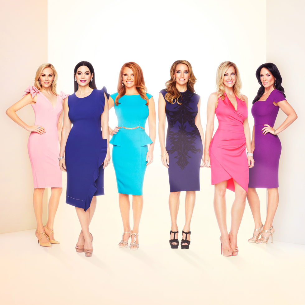 Real Housewives of Dallas Season 2 cast