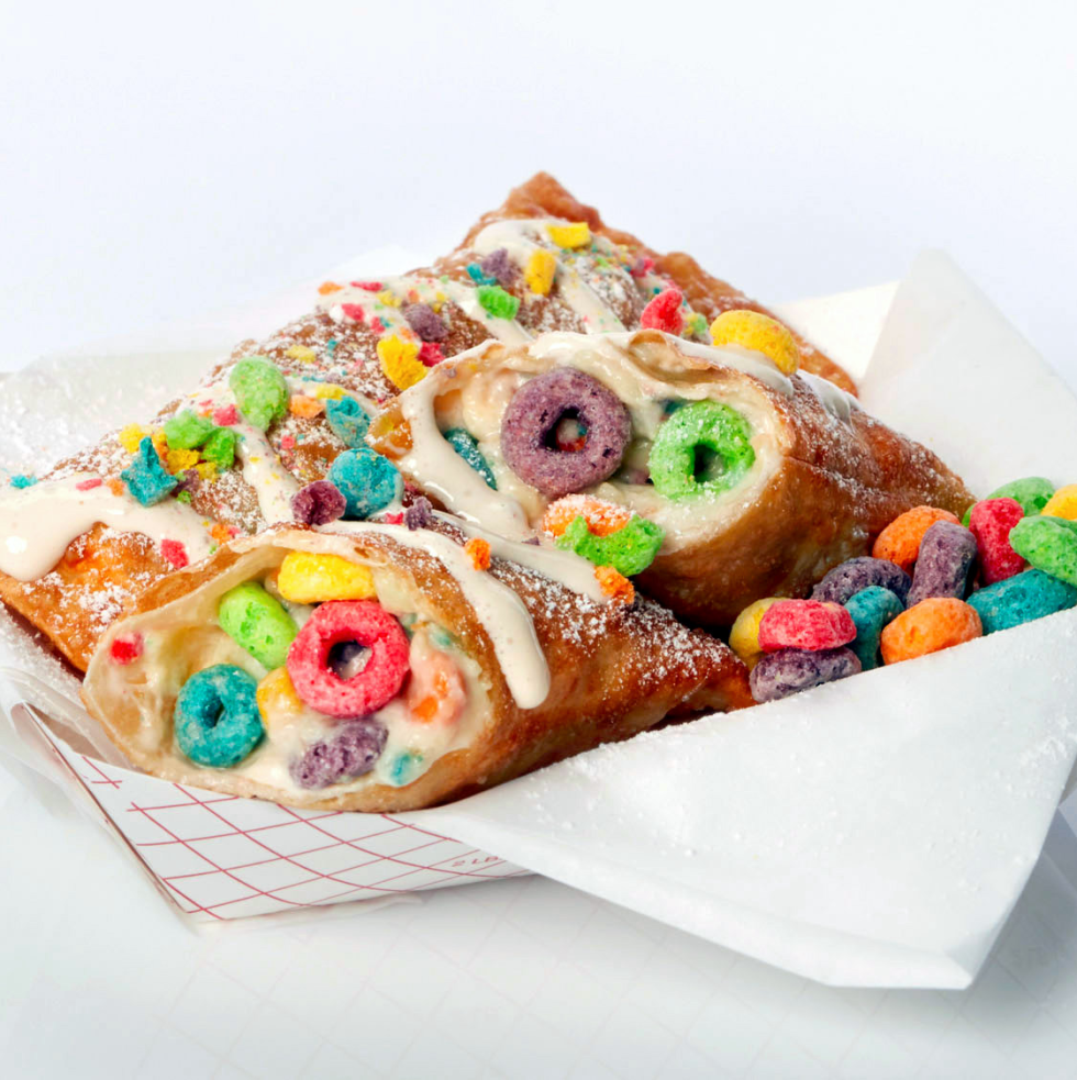 State Fair of Texas, froot loops, Big Tex food finalist