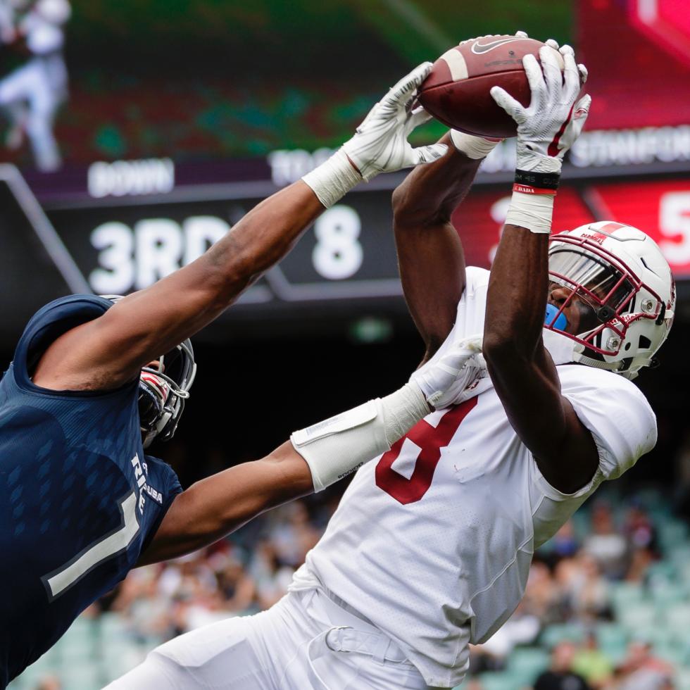 Rice Stanford game in Sydney Australia